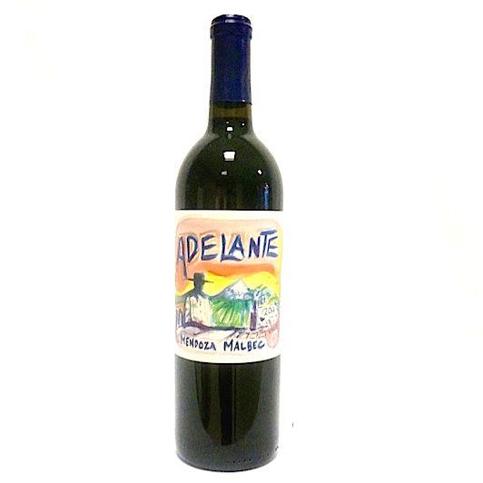 Adelante Malbec 2014 Wijn van ons