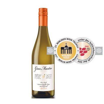 Gran Maestro Bianco Appassimento Puglia 2015 Wijn van ons