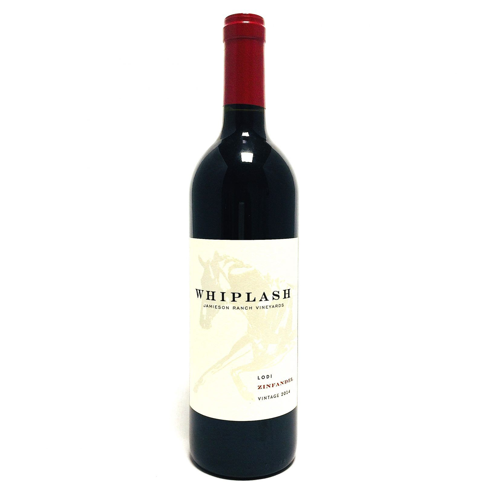 Jamieson Ranch Whiplash Zinfandel 2014 Californie Napa Valley Wijn van ons