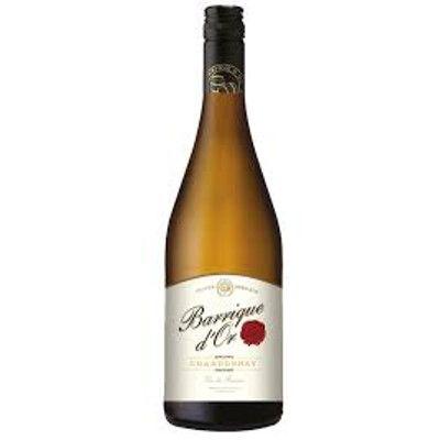 Barrique dor chardonnay 2016 wijn van ons