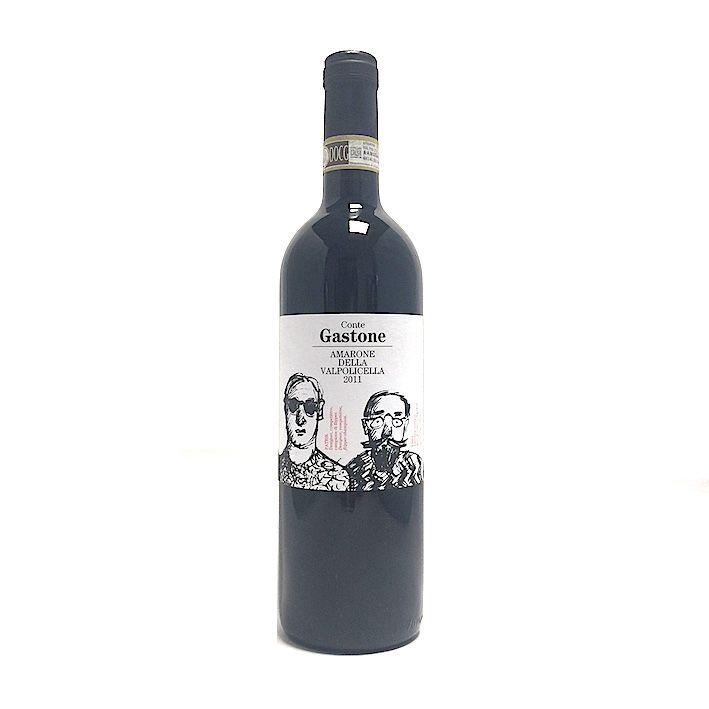 Massimago Conte Gastone Amarone Valpolicella 2011 Wijn van ons