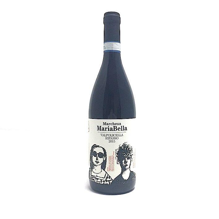 Massimago Marchesa MariaBella Valpolicella Ripasso 2015 Wijn van ons