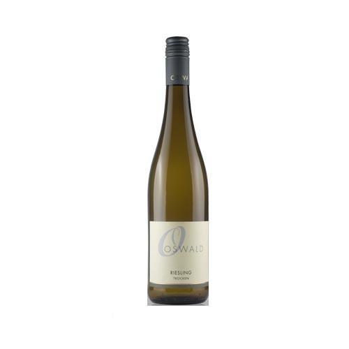 Weingut-Oswald-Riesling-trocken-gutswein-wijnvanons